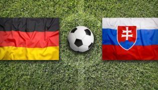 Mecz Niemcy-Słowacja