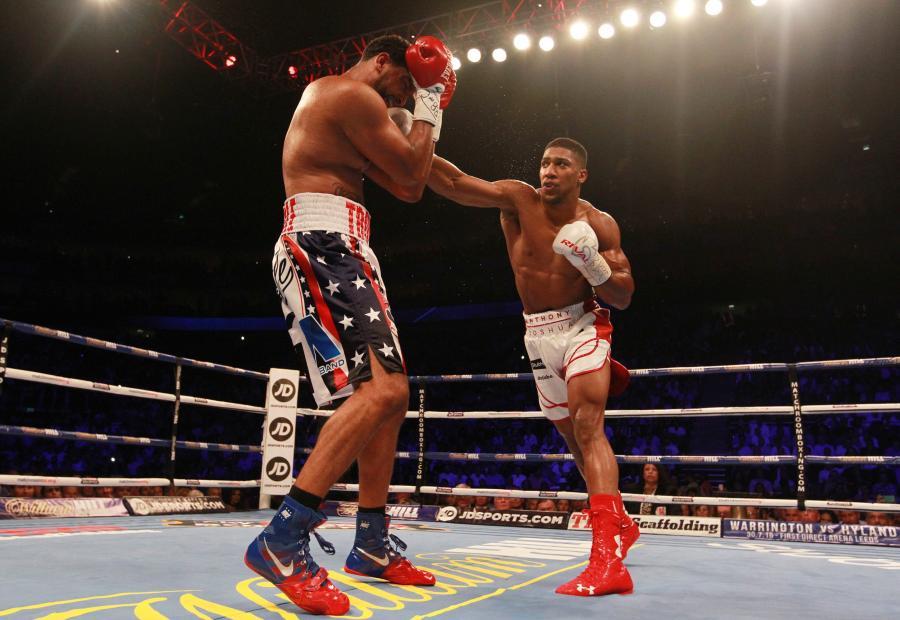 Joshua obronił tytuł mistrza świata IBF w wadze ciężkiej