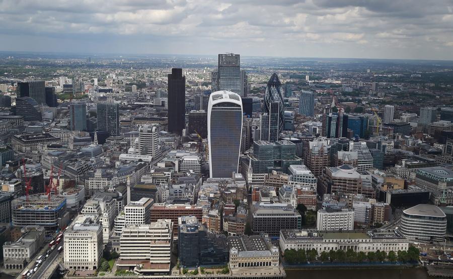 Centrum Londynu