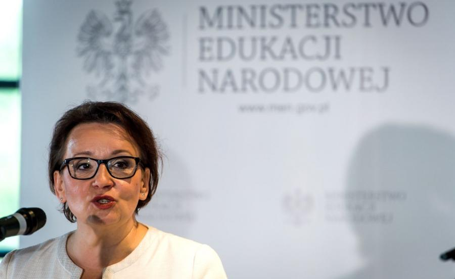 Minister Edukacji Narodowej, Anna Zalewska