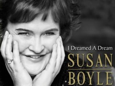 Susan Boyle królową Wielkiej Brytanii