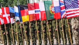 Żołnierze państw NATO