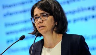 Minister cyfryzacji Anna Streżyńska,