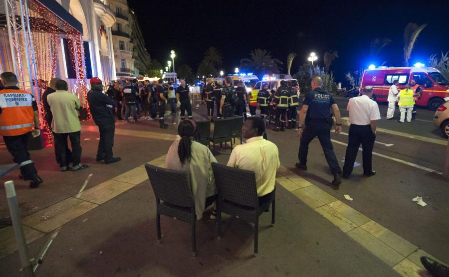 Zamach w Nicei