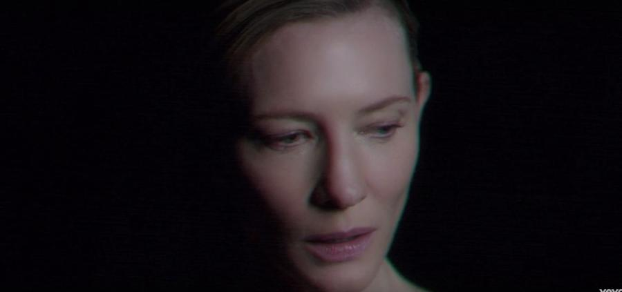 Cate Blanchett w teledysku \