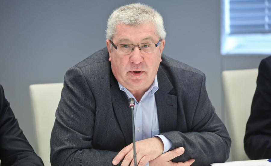 Jan Dworak, szef Kajowej Rady Radiofonii i Telewizji