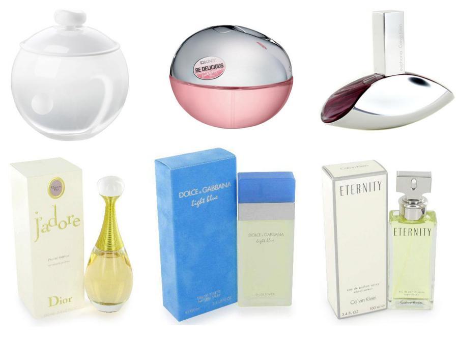 Oto ranking najpopularniejszych perfum