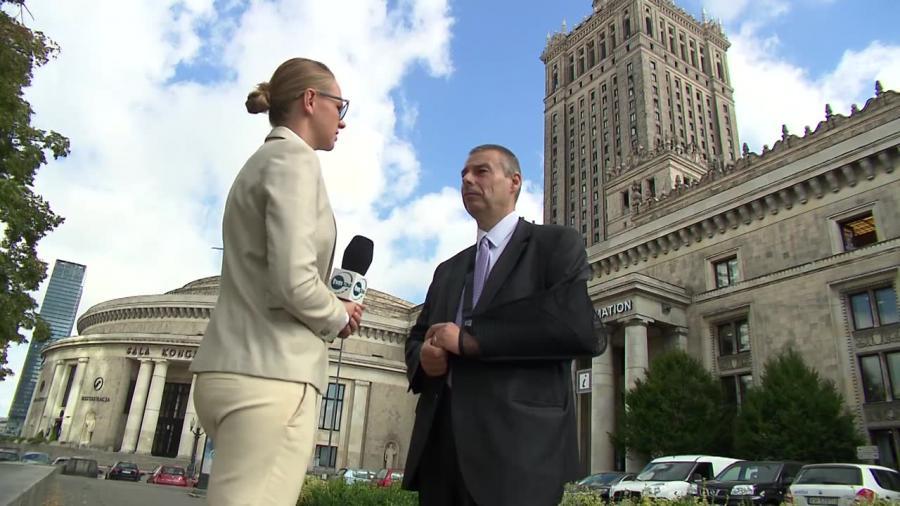 Zwolniony przez H. Gronkiewicz-Waltz dyrektor BGN: Chciałbym, żeby prezydent odszczekała te nieprawdziwe rzeczy