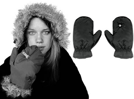 Rękawice dla palaczy