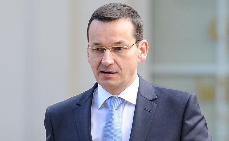 Mateusz Morawiecki - wicepremier, minister rozwoju
