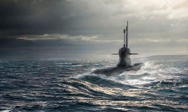 Szwedzi budują nową łódź podwodną. A26 przyjmie i wyśle komandosów bez wynurzania się. ZDJĘCIA