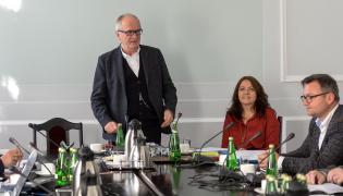 Posiedzenie Rady Mediów Narodowych