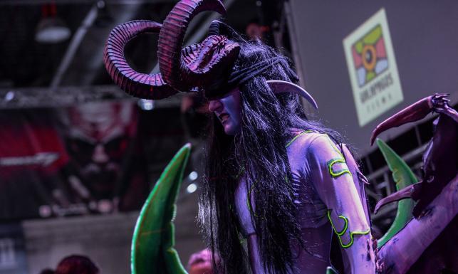 Przedpremierowe pokazy gier, wirtualna rzeczywistość i cosplay... Oto Warsaw Games Week [ZDJĘCIA]