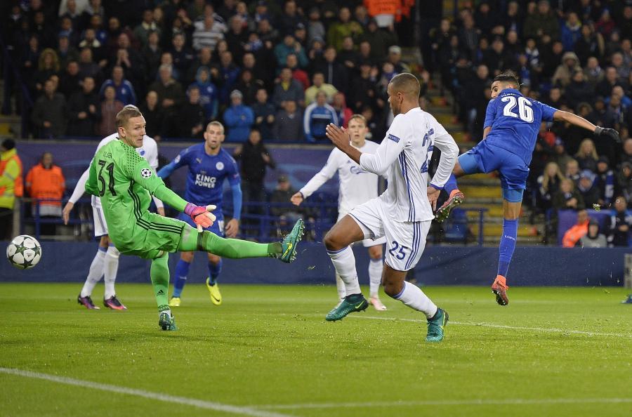 Leicester City - FC Kopenhaga