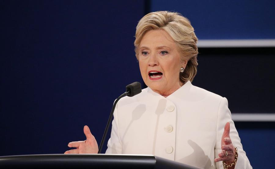 Trzecia debata prezydencka Clinton-Trump