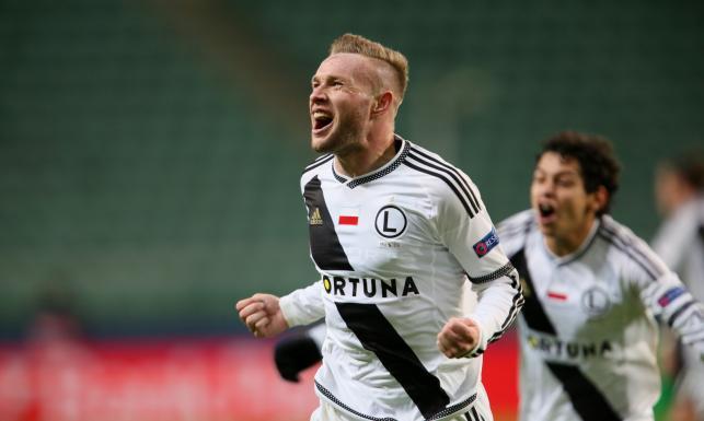 Liga Mistrzów: Sensacja! Legia była blisko pokonania wielkiego Realu. Skończyło się remisem