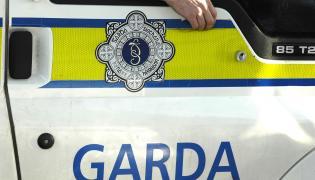 Radiowóz irlandzkiej policji