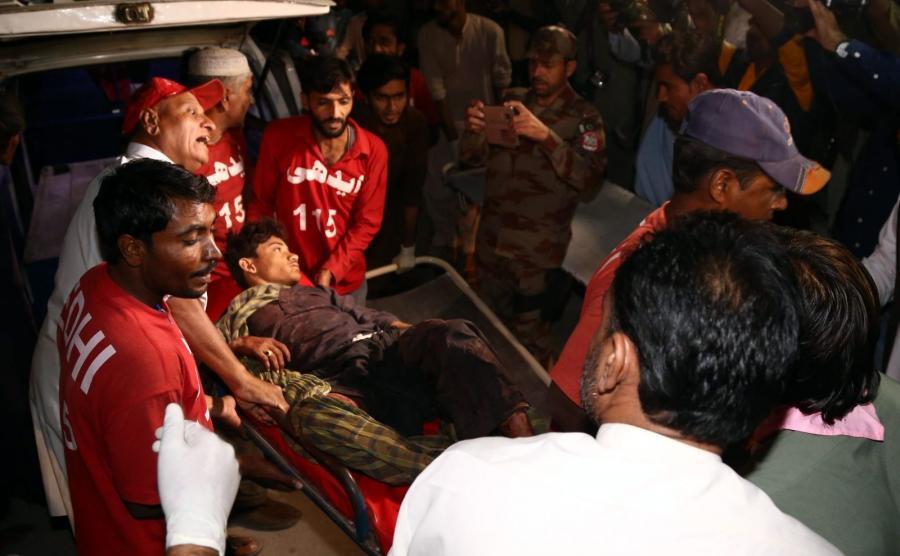 Zamach w Pakistanie