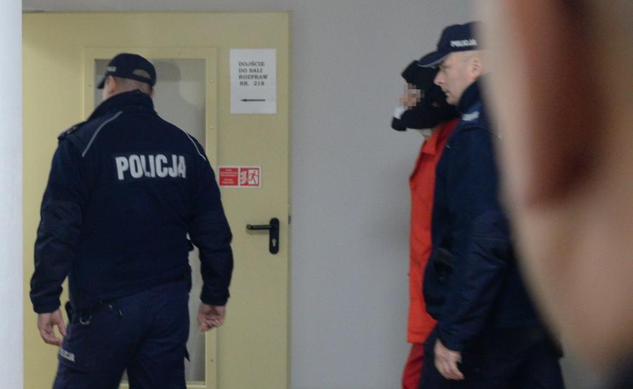 Kajetan P. w warszawskim Sądzie Okręgowym