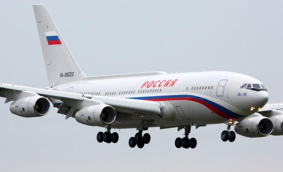 Rosyjski samolot rządowy