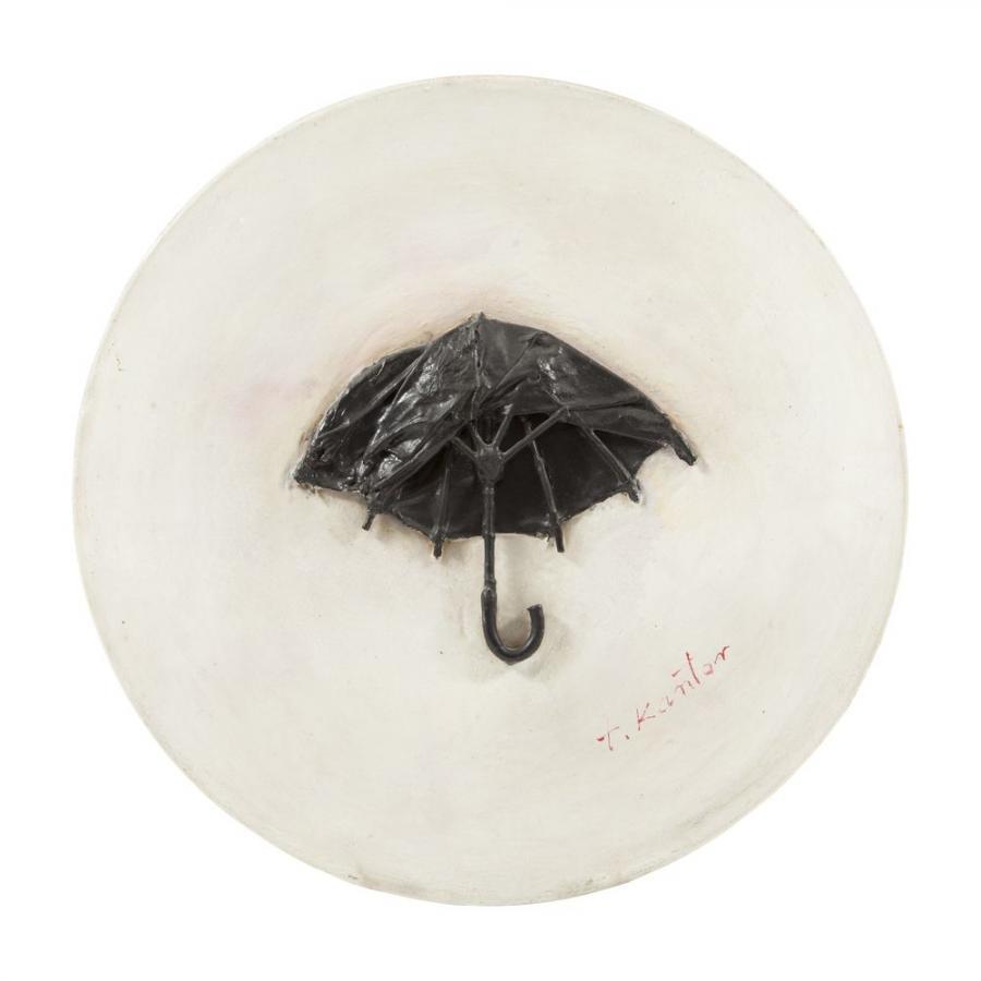 Malarstwo na ceramice: Tadeusz Kantor