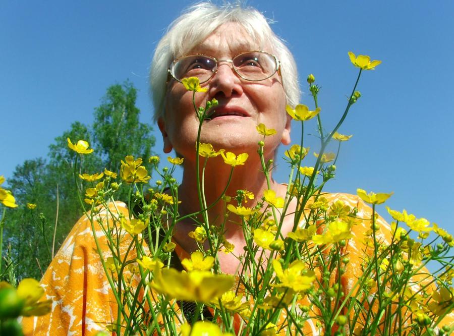 Dlaczego bardzo kocham swoją babcię