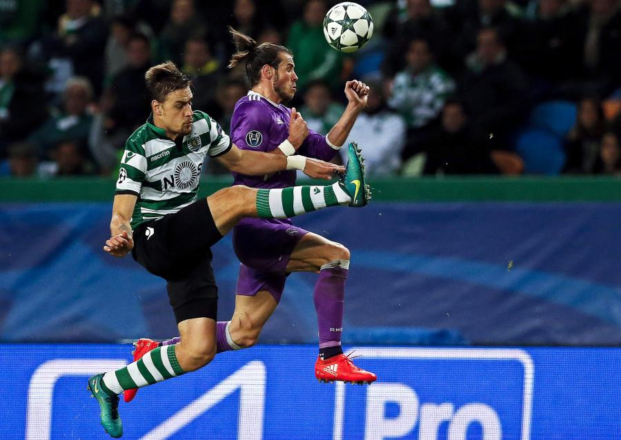 Gareth Bale i Sebastian Coates