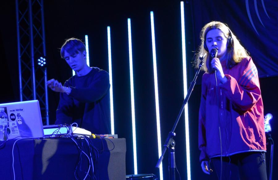 Coals - koncert na targach Co Jest Grane, Warszawa, 26 listopada 2016