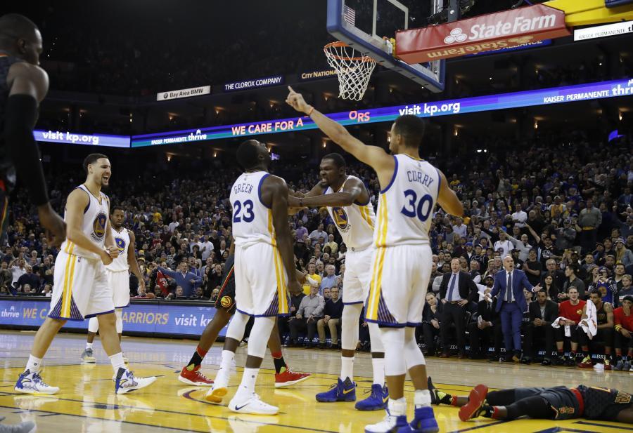 Koszykarze Golden State Warriors