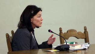 Prokurator Hanna Borkowska