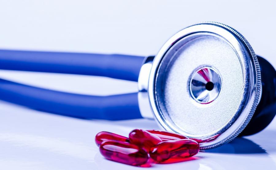 Stetoskop i lekarstwo
