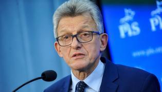 Przewodniczący sejmowej komisji sprawiedliwości i praw człowieka, poseł PiS Stanisław Piotrowicz