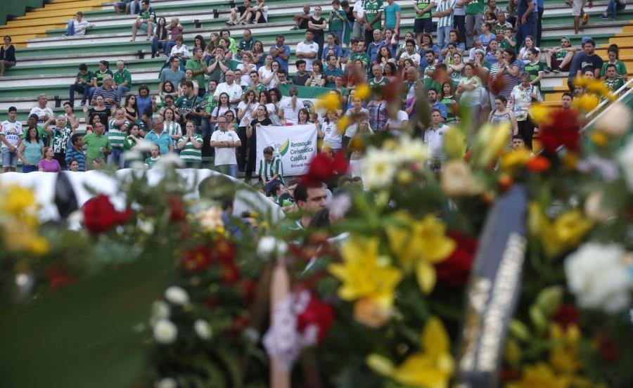 Stadion w Chapeco