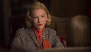 "Cate Blanchett w filmie ""Carol"" / fot. Gutek Film"