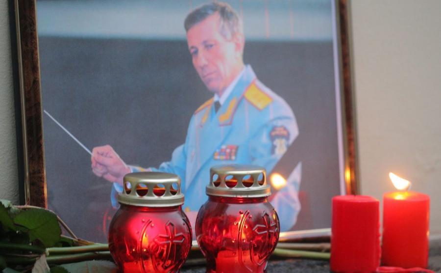 Dyrektor generał Walerij Chaliłow