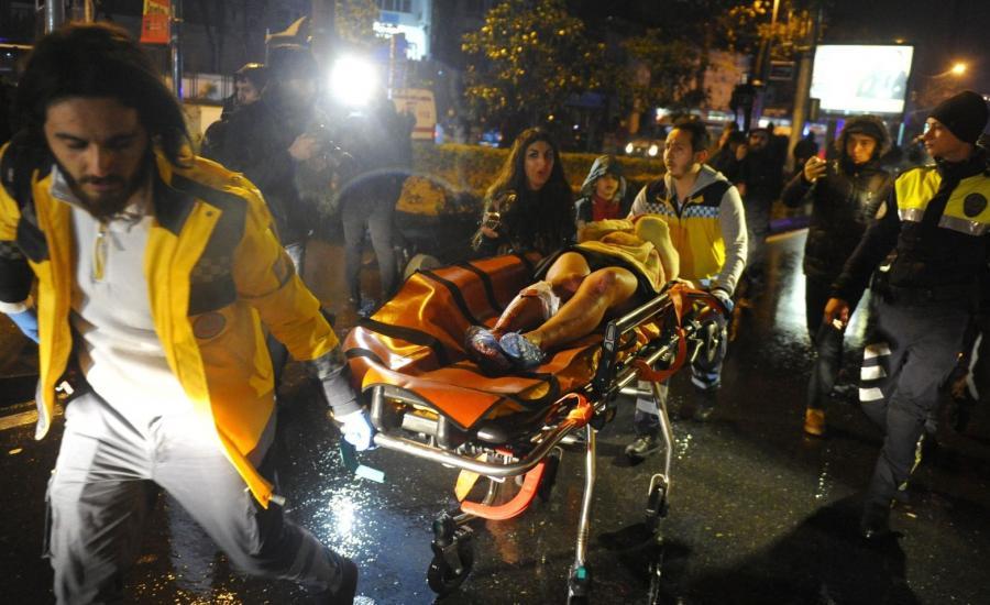 Ofiary zamachu