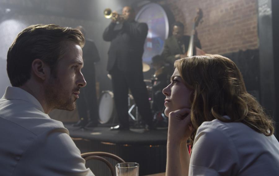 Ryan Gosling i Emma Stone w obrazie \
