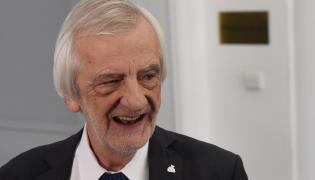 Wicemarszałek Sejmu, przewodniczący klubu PiS Ryszard Terlecki