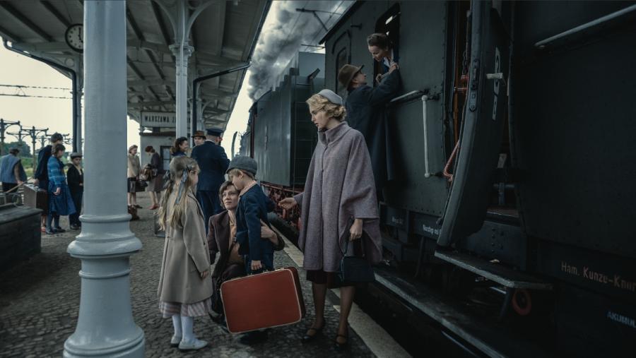 "Film ""Sztuka kochania. Historia Michaliny Wisłockiej"" w kinach od 27 stycznia 2017 roku fot. Jarosław Sosiński/Watchout Productions"