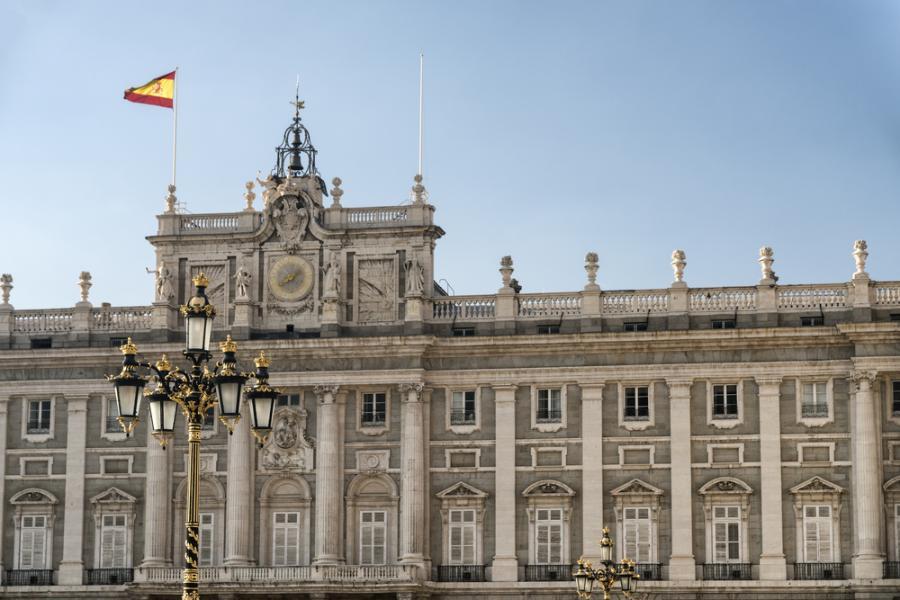 Madryt nie przyciaga tak wielu turystów, jak Barcelona czy Wyspy Kanaryjskie
