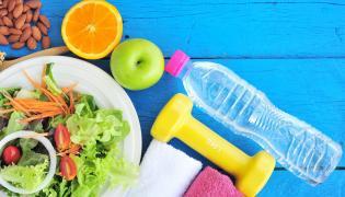 Jaka dieta przed treningiem?