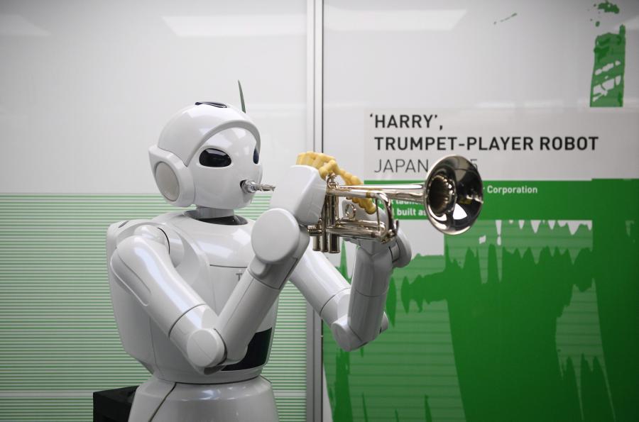 ROBOTY PRZYSZŁOŚCI. WYSTAWA W LONDYŃSKIM SCIENCE MUSEUM