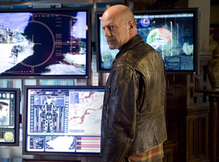 Tylko Bruce Willis może nas ocalić.