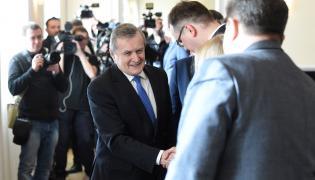 Wicepremier Piotr Gliński poprowadził posiedzenie rządu w zastępstwie za premier Beatę Szydło