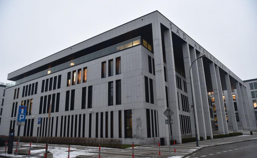 Siedziba Sądu Apelacyjnego w Krrakowie