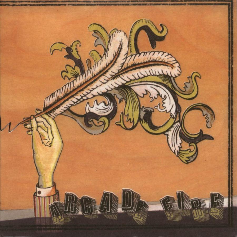 Album grupy Arcade Fire \