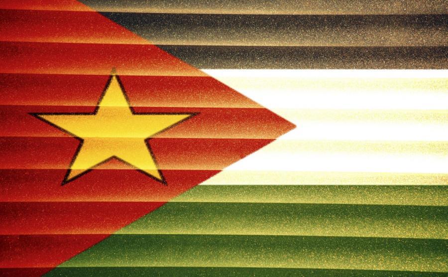 Flaga nieistniejącego państwa San Escobar